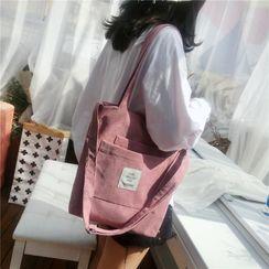 Behere - 灯芯绒手提袋
