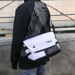 Tsuboten - Mesh Panel  Messenger Bag