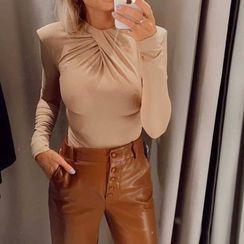 Sundine - Long-Sleeve Bodysuit Top