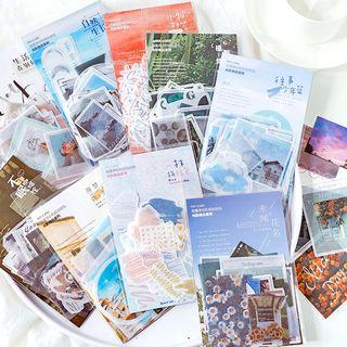 Azui - Printed Sticker (Various Designs)