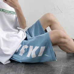 Breeson - Lettering Shorts