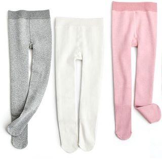 SHINSHIN - Kids Fleece-Lined Tights
