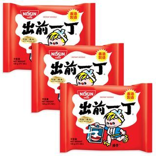Nissin - Demae Iccho Classic Series Sesame Oil Flavour (3 packs)