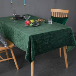 Caldo - Plain Table Cloth