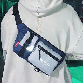 EAVALURE - 輕型插色腰包
