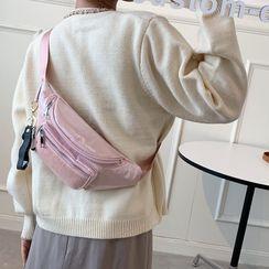 Rethel - Faux Leather Sling Bag