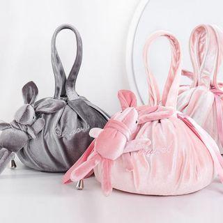Evorest Bags - Rabbit Drawstring Makeup Bag