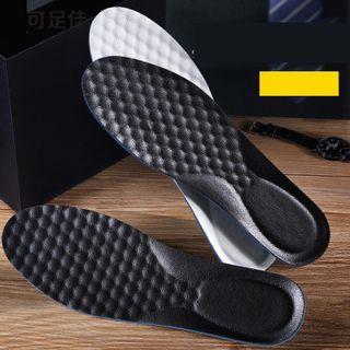 KEZUJIA - 皮革鞋垫