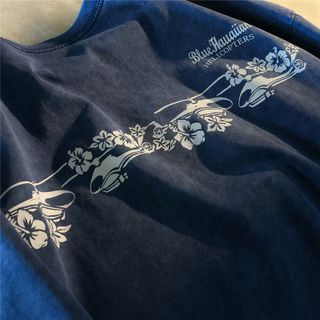 Cloud Nine - Short-Sleeve Printed T-Shirt