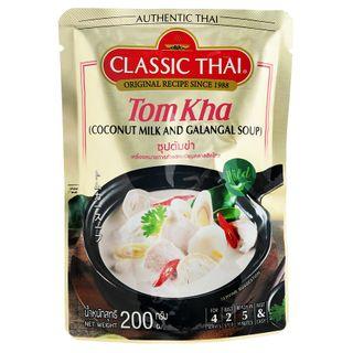 ZEZZUP - Classic Thai Tom Kha Coconut Milk & Galangal Soup 200g