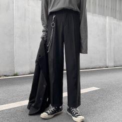 MAPOGO - 高腰西褲