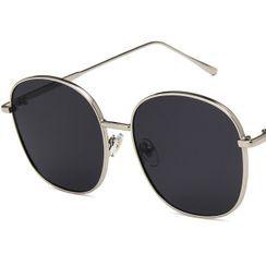 iLANURA - 金屬框圓形太陽眼鏡