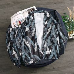 Cowpow - Set: Crane Kimono Jacket + Shorts