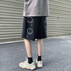 Prep Soul - Printed Shorts