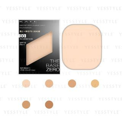Kanebo - Kate Secret Skin Maker Zero Foundation SPF 18 PA++ Refill - 6 Types
