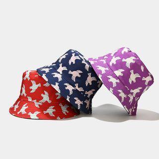 KOKOBOLA - Pigeon Print Bucket Hat