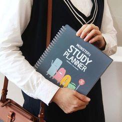 Full House - indigo-Study Planner