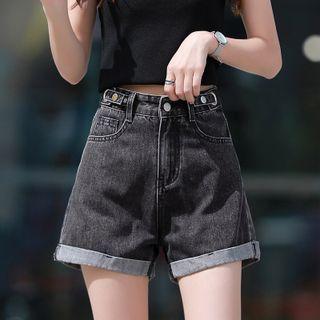 Whisperia - Denim Shorts