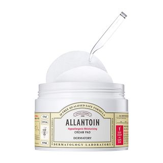 DERMATORY - Hypoallergenic Moisturizing Cream Pad