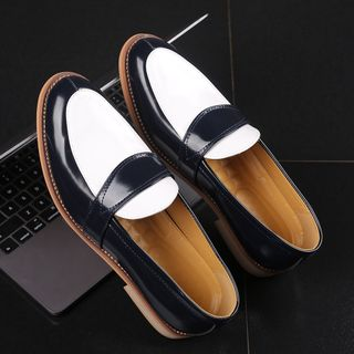 Taragan - Color Block Loafers