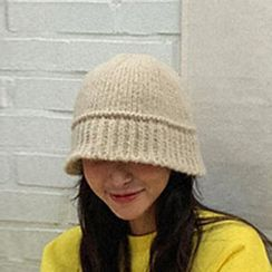 Hatfever - 針織漁夫帽