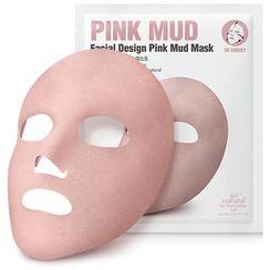 so natural - Facial Design Pink Mud Mask