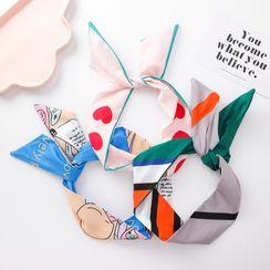 Azusky - Printed Wired Headband