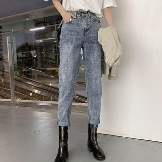 Robynn - Straight-Cut Jeans