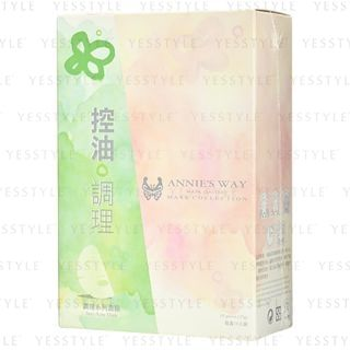 Annie's Way - Variety Mask Set Anti-Acne