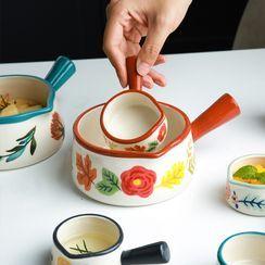 Chrysalis - Printed Ceramic Pot
