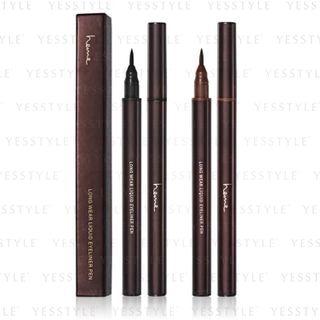 heme - Long Wear Liquid Eyeliner Pen - 2 Types