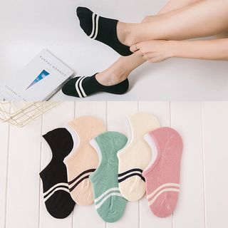 Knitika - Striped Low Socks