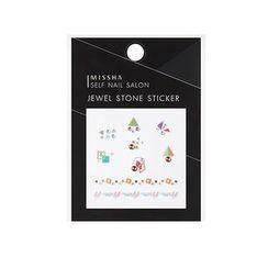 MISSHA - Self Nail Salon Jewel Stone Sticker (#5 Sprinkle)
