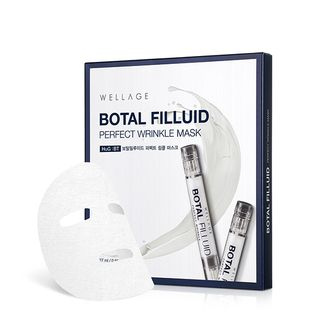 WELLAGE - Botal Filluid Perfect Wrinkle Mask Set