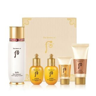 The History of Whoo - Bichup First Care Moisture Anti-Aging Essence Set