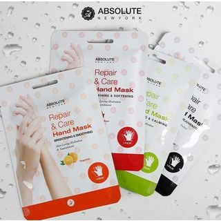 Absolute - Repair & Care Hand Mask (4 Types)