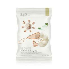 D Project - Shrimp Chips - 2 Flavors