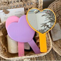Olsin - Heart Portable Mirror