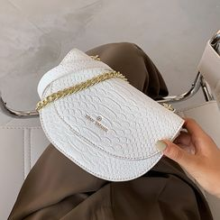 FINO - Patterned Flap Crossbody Bag