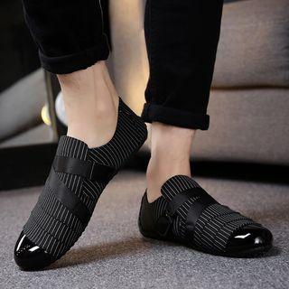 B-Z - Striped Loafers