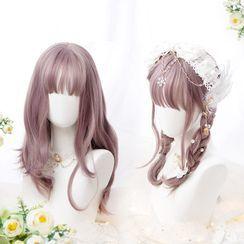 Macoss - Long Full Wig - Wavy