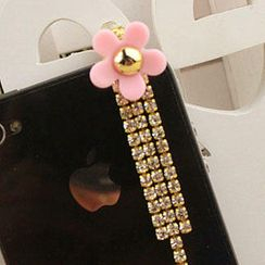 Fit-to-Kill - Flower Mobile Earphone Plug