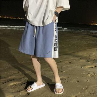 SuperLittle - Lettering Shorts