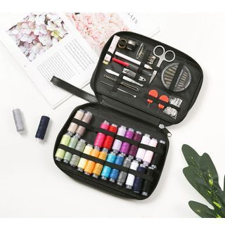 MyHome - Sewing Kit / Carrying Case / Stainless Steel Sewing Needle / Set