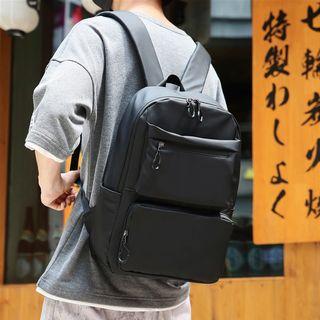 SUNMAN - Zip Lightweight Backpack