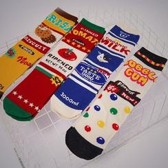 ASAIDA - Chaussettes imprimées