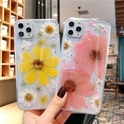 NISI - Floral  Phone Case - iPhone 12 / iPhone XR, iPhone XS MAX, iPhone X, iPhone 7 / 8, iPhone 7 Plus / 8 Plus, iPhone 6 / 6s, iPhone 6 Plus / 6s Plus, iPhone11, iPhone11 PRO, iPhone11 PRO MAX