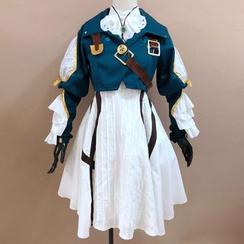 Kaneki - Violet Evergarden Violet Evergarden Cosplay Costume