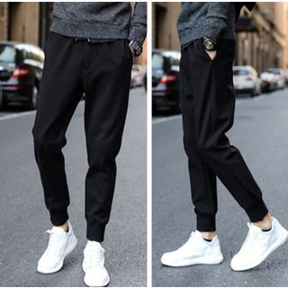 Acrius - Plain Jogger Pants