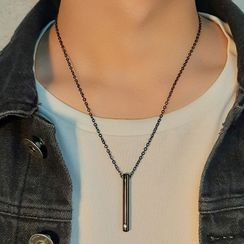 Andante - Rhinestone Necklace